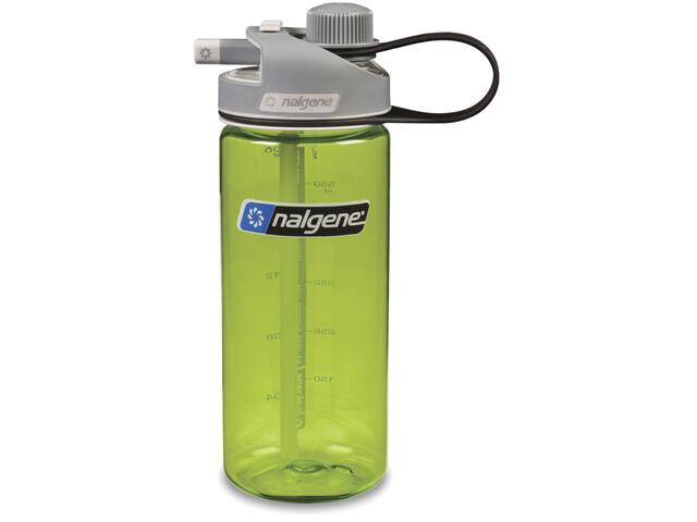 Nalgene Multi Drink Bidon 600ml, green